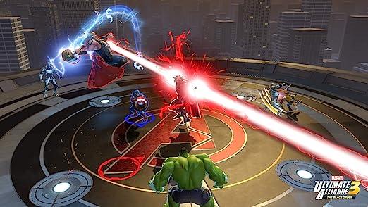 Marvel Ultimate Alliance 3: The Black Order for Nintendo ...