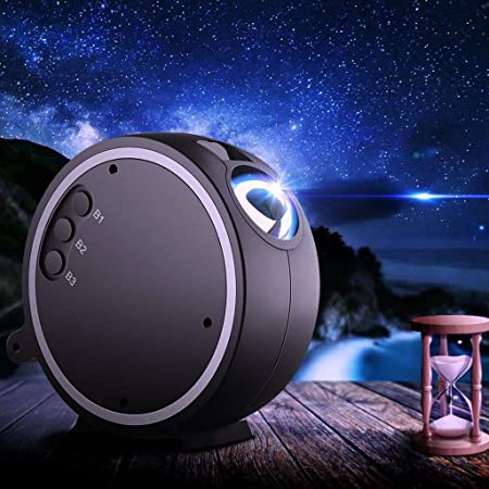 Lámpara de proyector Star Sky, luz Nocturna de Led para niños para ...