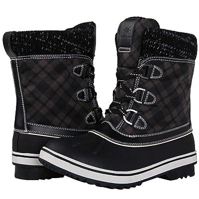 GLOBALWIN Women's 1833 Winter Snow Boots | Snow Boots