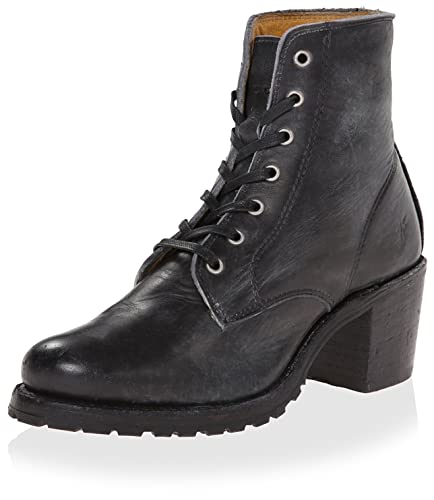 Amazon.com | FRYE Women's Sabrina 6G Lace up | Ankle & Bootie