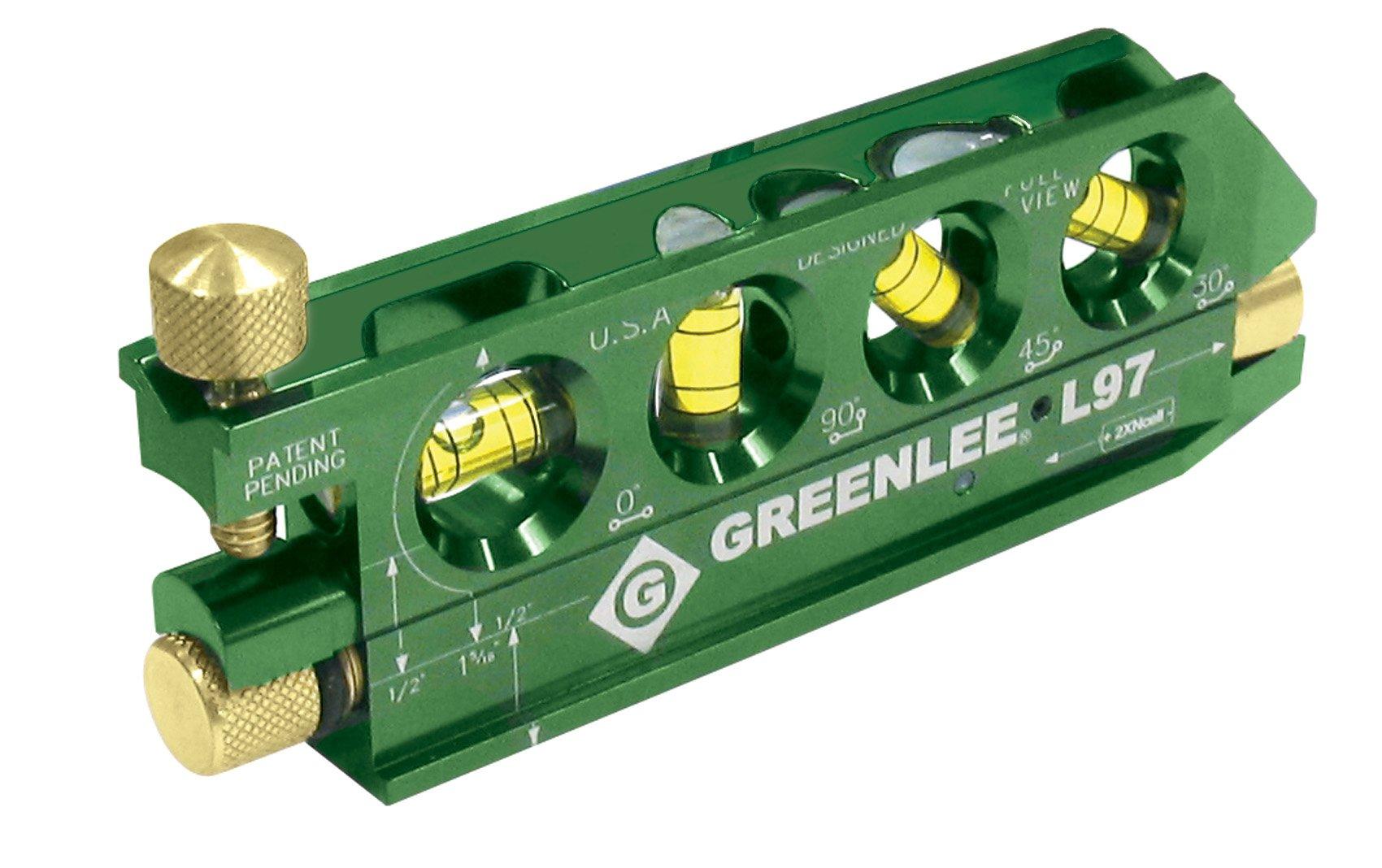 Greenlee L97 Mini Magnet Laser Level by Greenlee