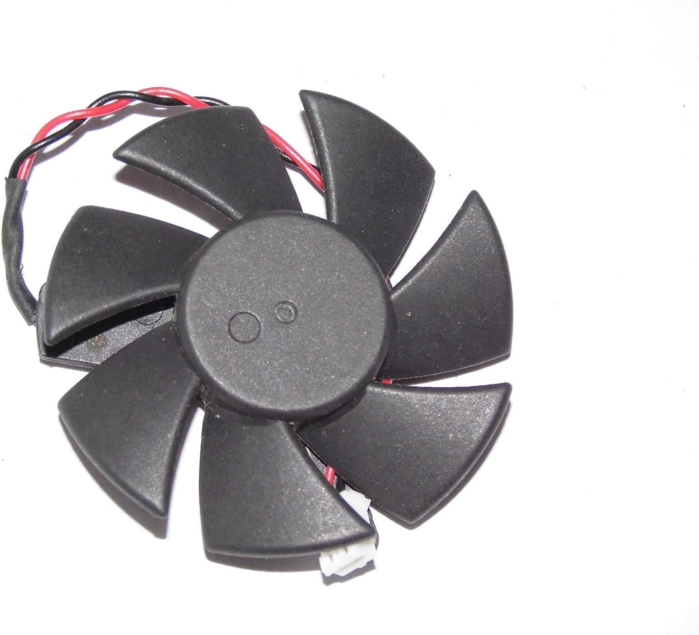 Generic 125010-sl1/ZP 12/V 0.08/A 2/fils vid/éo ventilateur 125010-sl1zp