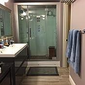 Customer image steam shower DZ972