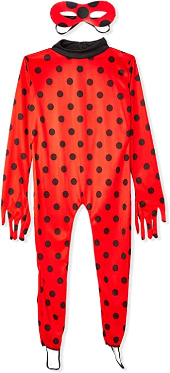 Animals & Bugs for Unisex 3-4 Years, Black & Red