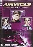 Airwolf - Complete Season 4 (PAL region 2 import) DVD