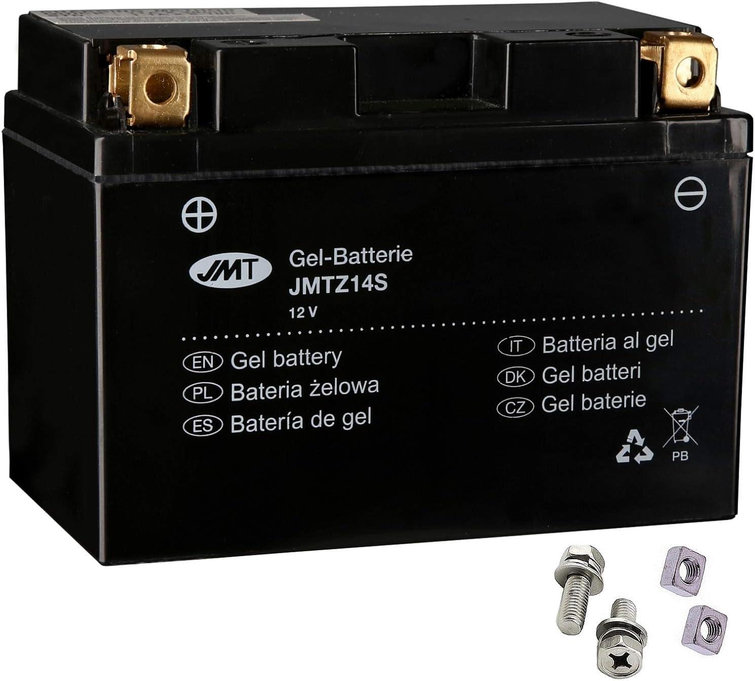 Ytz14s Gel Batterie Für Super Adventure 1290 T Abs Baujahr 2017 Von Jmt Auto