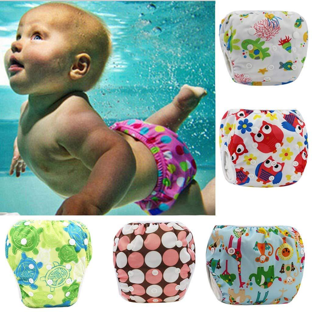 Kinder Baby Kleinkind Jungen Mädchen Quick Dry Schwimmen Windel