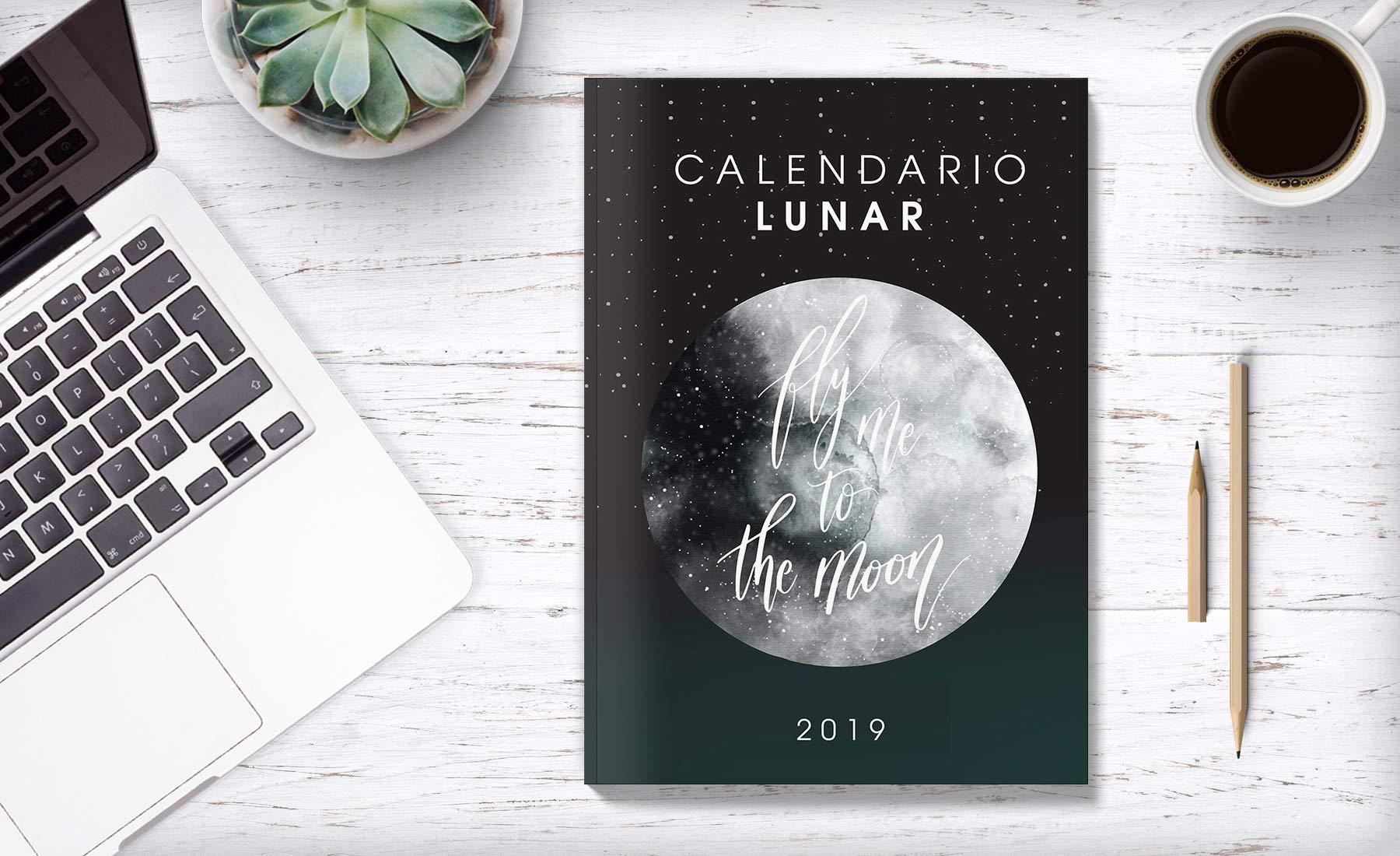 Calendario Lunar 2019: Calendario Lunar 2019 - Planificar y ...