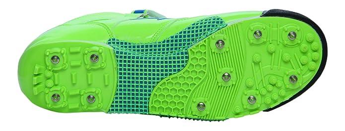 HEALTH Javelin Spikes Green Track