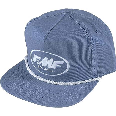 Amazon.com  FMF Scrub Snapback Hat (BLUE SLATE)  Automotive 88437402c66d