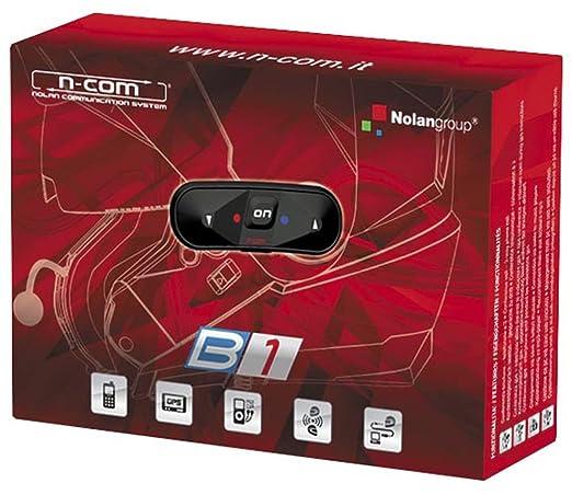 3 opinioni per Nolan N COM Bluetooth Kit B1, colore twin V4, taglia One Size