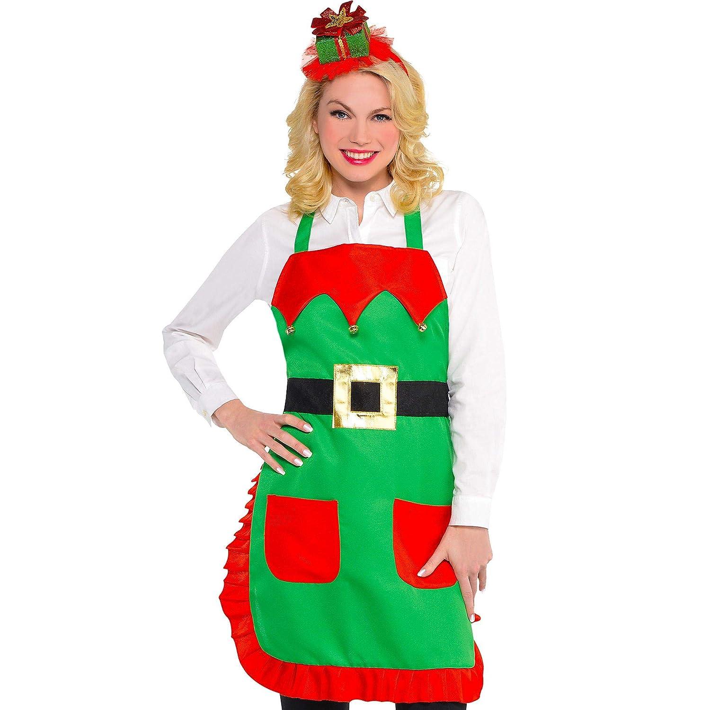 Amazon.com: Divertida Navidad y partido de día festivo Elf ...