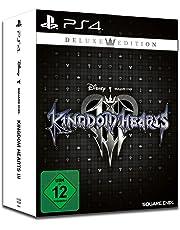 Kingdom Hearts III Deluxe Edition (PS4)