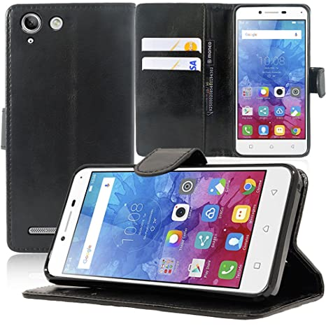 Lenovo Vibe K5 Plus Lemon 3 Etui HCN PHONER Housse Portefeuille