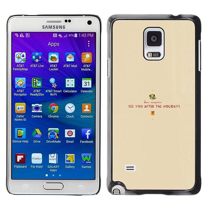 Samsung Galaxy Note 4, JackGot - colorido impreso duro ...