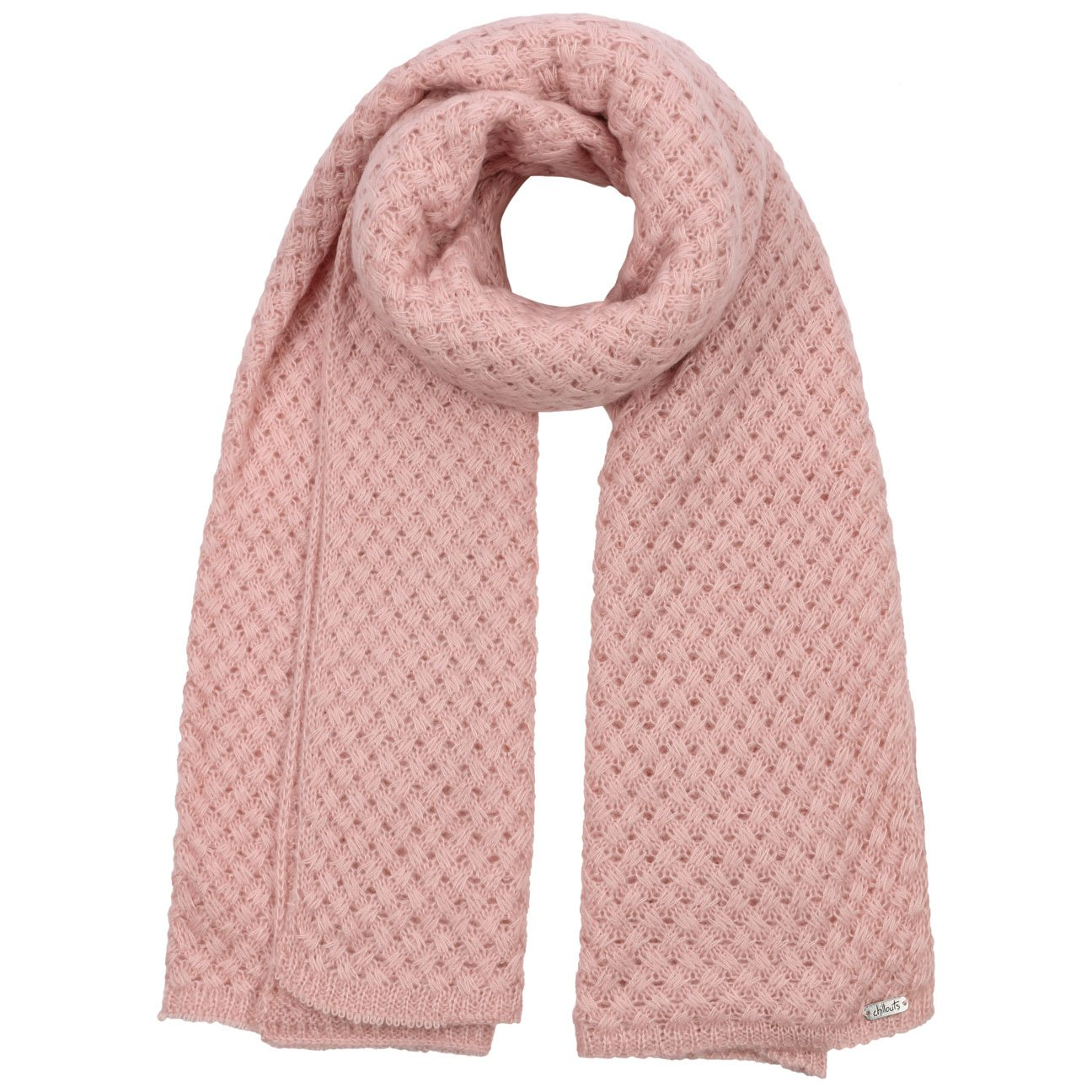 Bufanda de Mujer Jalajna by Chillouts bufanda de inviernobufanda de punto (talla única - rosado)