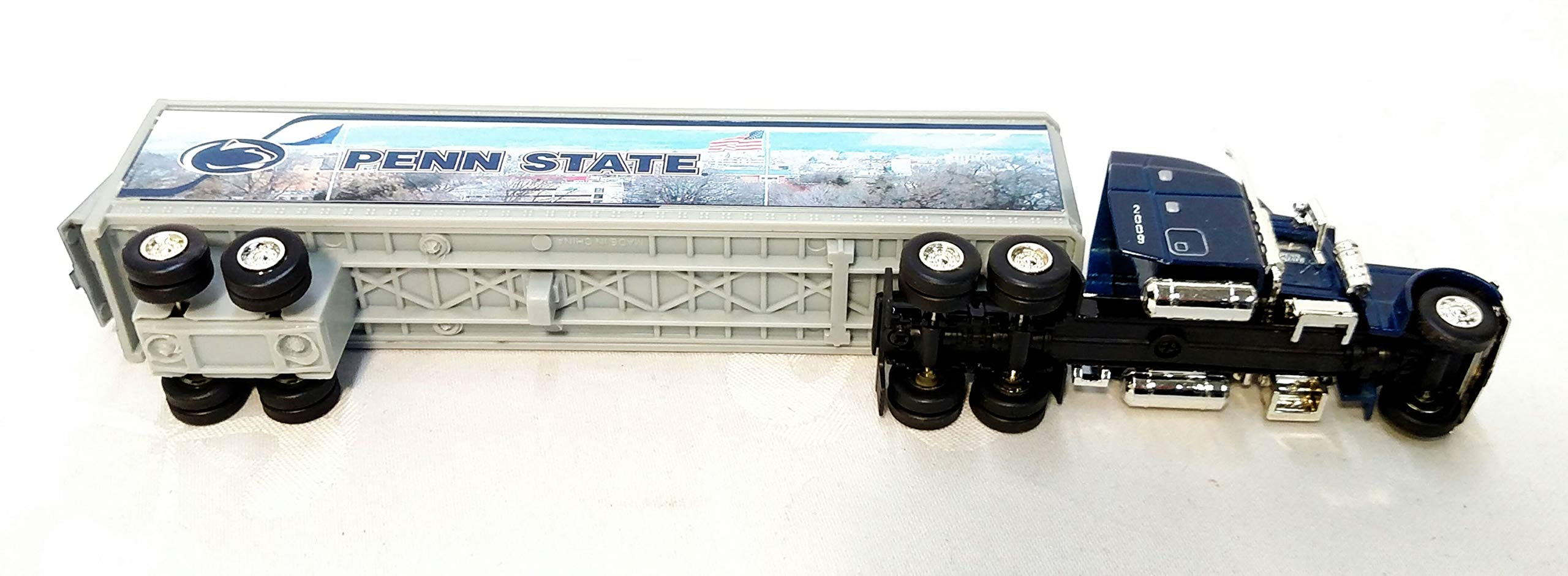 Penn State University Nittany Lions 2009 Limited Edition Die Cast Tractor Trailer