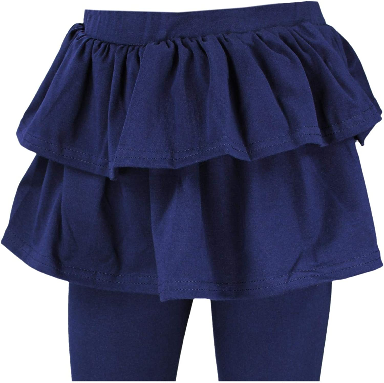 TupTam Leggings con Gonna per Bambina Pantaloni Lunghi