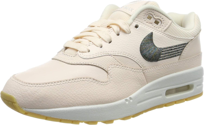 | Nike Womens Air Max 1 PRM Trainers 454746