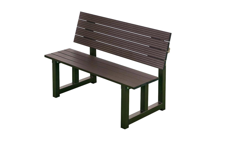武田コーポレーション/テーブルチェア/【アルミテーブルチェア&ベンチ】ブラウンALTC-B B073WWRZ8T