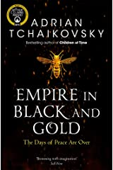 Empire in Black and Gold (Shadows of the Apt Book 1) Kindle Edition