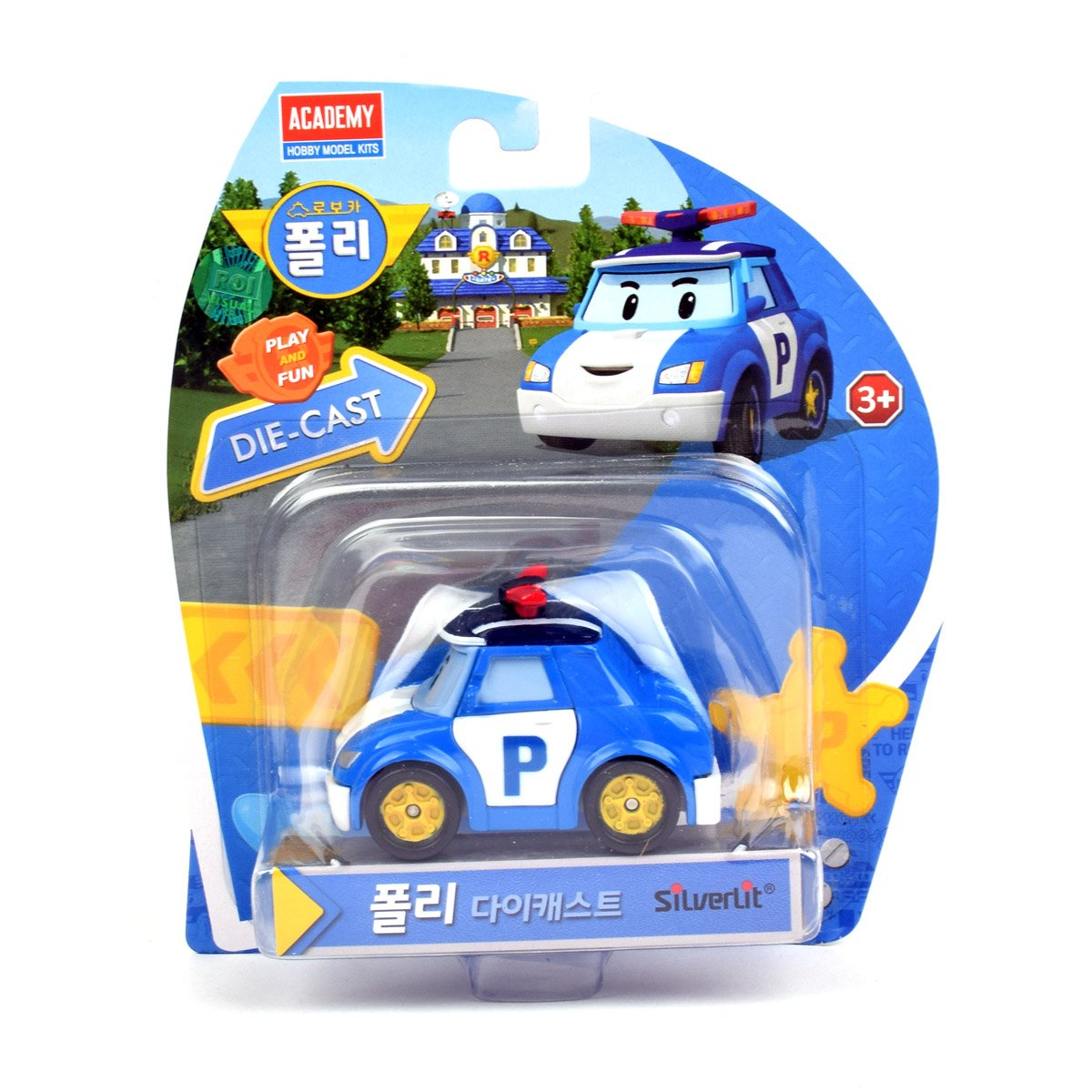 Robocar Poli - Poli (diecasting - not transformers)