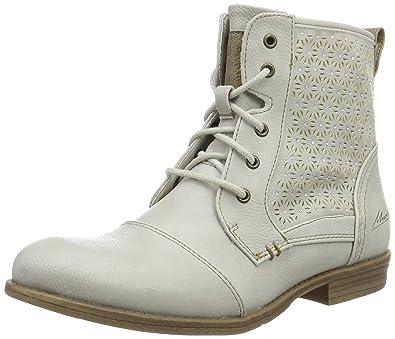 Mustang Damen 1157 543 203 Combat Boots