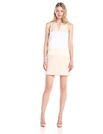 4.collective Womens Jillian Lace Fitted Dress
