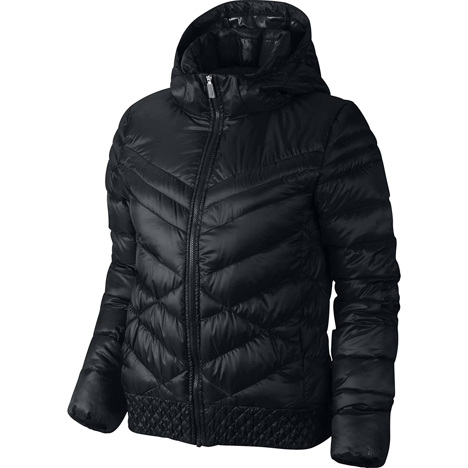 Nike jacket hooded cascade 700 down
