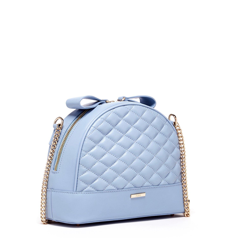 Baby Blue Leather Crossbody Bags for Women Quilted Lambskin Purses Cute  Skyblue Purse Best Cross body It Bag Women  s Sheepskin Designer Handbags  Light Blue ... 0b57587d81ea1