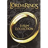 Lord Of The Rings: The Motion Picture Trilogy (Triple Feature) (DVD)