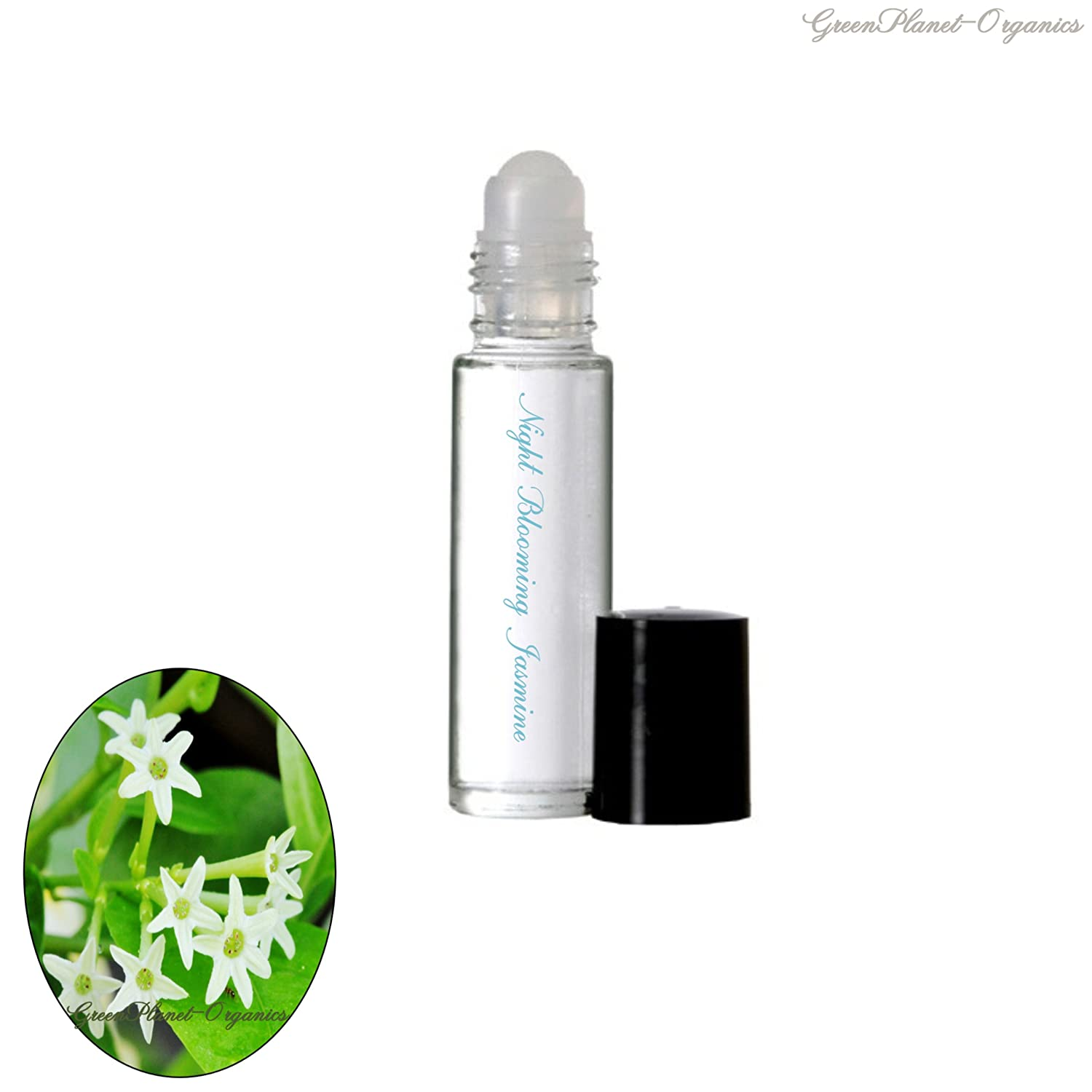 Fruits & Flowers Fragrance Oils (Select Your Favorite Scent) (Night Queen (Night Blooming Jasmine))