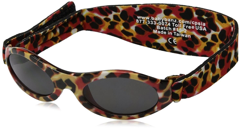 Banz 01590 Sonnenbrille Kidz mit elastischem Neoprenband, für Kopfumfang 50-60 cm (circa bis 2-5 jahre), UV400, mehrfarbig