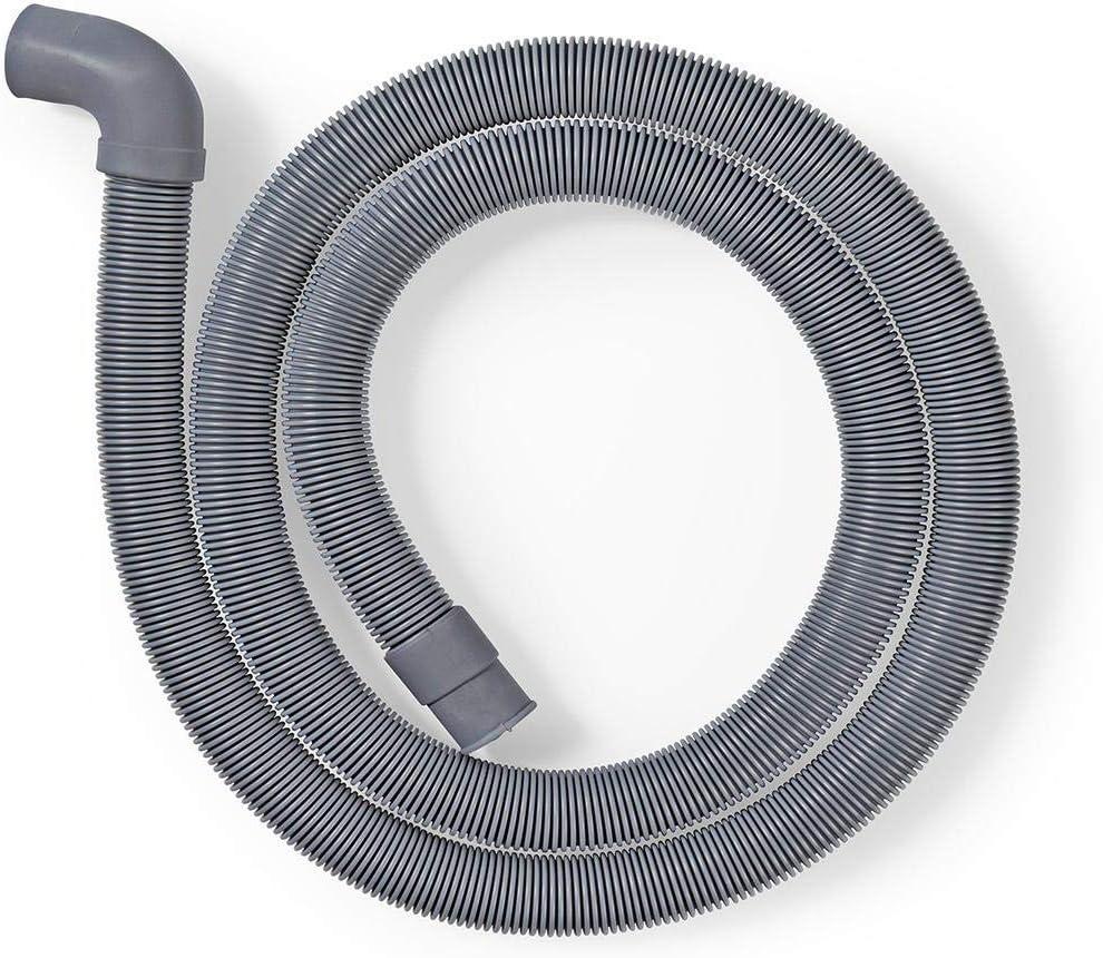 Ablaufschlauch 2,2m Ø19//19mm Spül Waschmaschine wie Bauknecht 481281728078