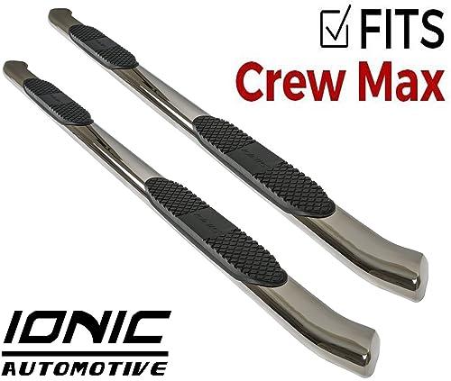 Ionic Steel Nerf Bars