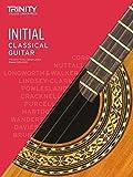Trinity College London Classical Guitar Exam Pieces 2020-2023: Initial