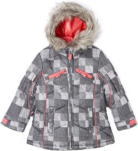 London Fog Big Girls 4 In 1 Outerwear Coat