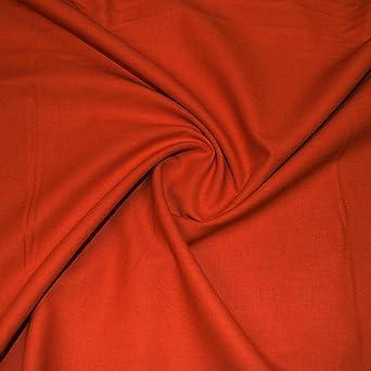 Canela – tela de algodón, lisa,: Amazon.es: Industria, empresas y ciencia