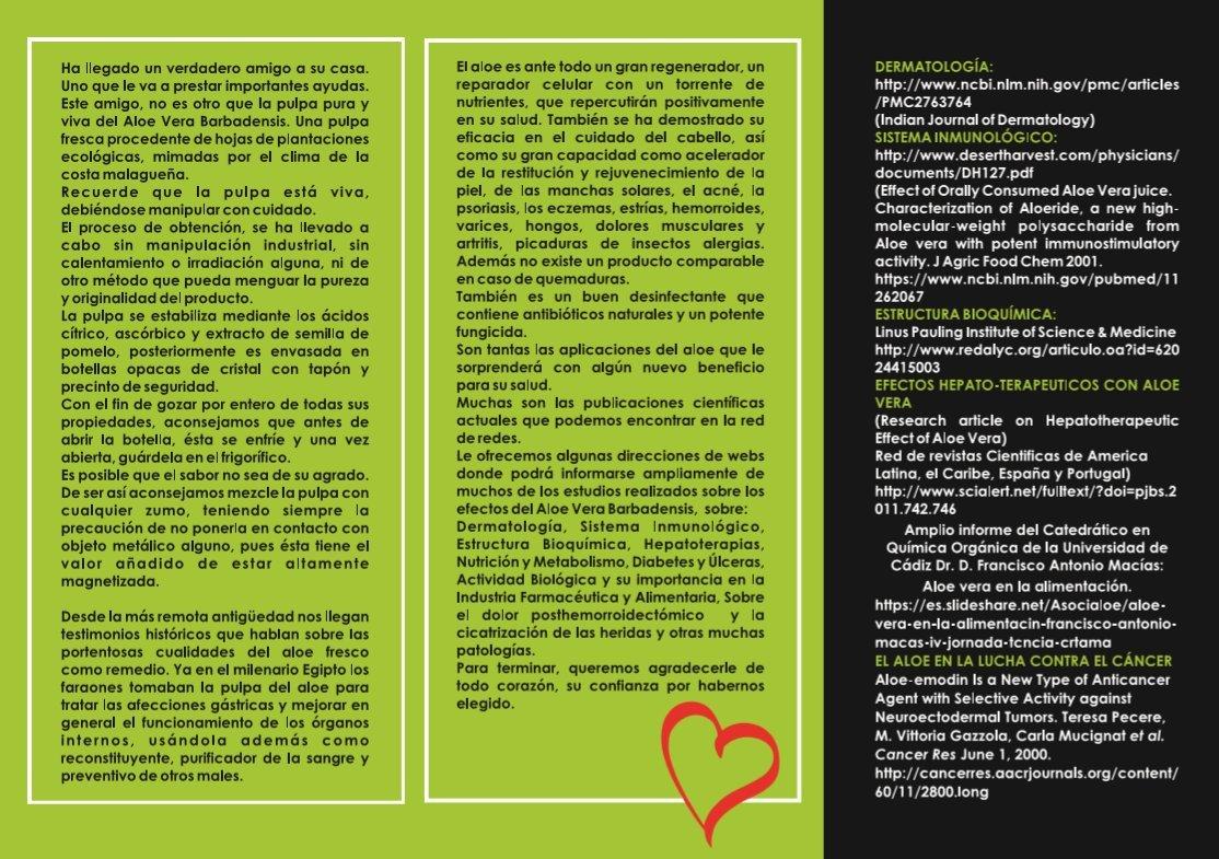 Aloe Vera Bio ecologico 99% Zumo Natural 100% Bio de aloe vera organico: Amazon.es: Salud y cuidado personal