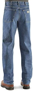 product image for Schaefer Outfitters Men's Jeans Ranch Hand Dungaree Original Fit - 1800 Medium