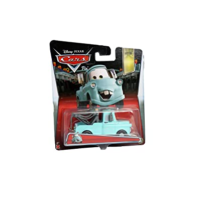 Disney/Pixar Cars, Retro Radiator Springs Die-Cast Vehicle, Brand New Mater #5/8, 1:55 Scale: Toys & Games