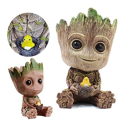 Amazon.com: Maceta con diseño de flor de árbol para bebé ...