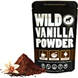 Wild Vanilla Bean Powder - All Natural Pure Vanilla Powder from Madagascar - For Baking Cooking Coffee Flavoring…
