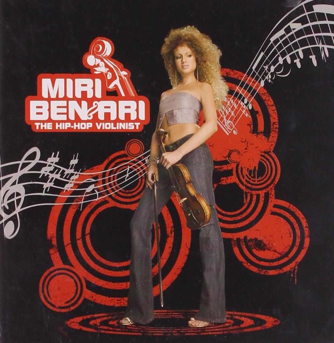 miri ben ari the hip hop violinist