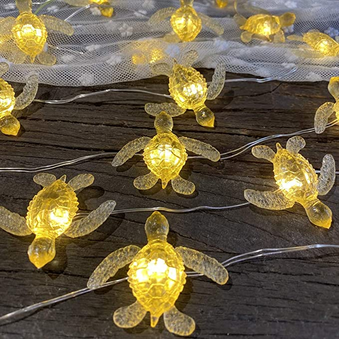 Baby Turtle Fairy Lights