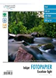 "Schwarzwald Mühle Inkjet-Drucker-Papiere: 100 Bl. Fotopapier ""Excelsior"" matt 200g/m² A4 (Druckerpapier)"