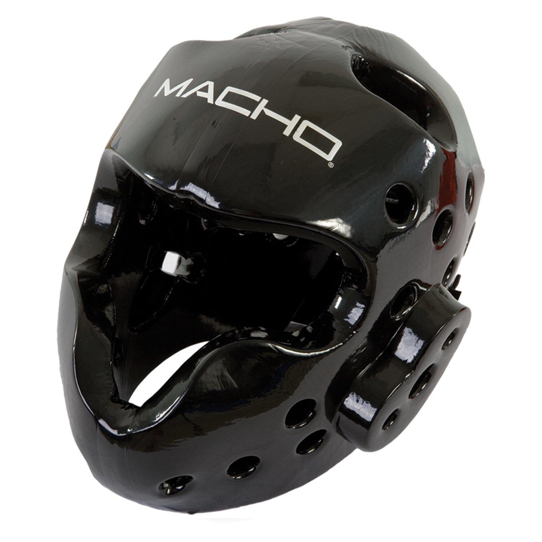 Macho MVP Macho Full Face空手/Martial MVP Arts Headgear Small ブラック Face空手/Martial B008WGD1J6, 本郷村:7d95ac4f --- capela.dominiotemporario.com