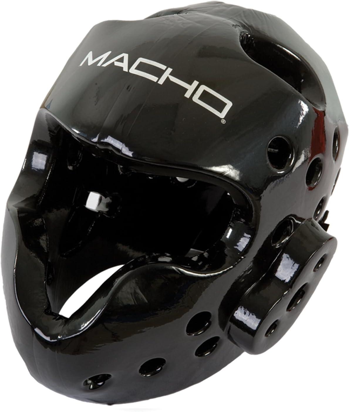 Macho MVPヘッド ブラック X-Large