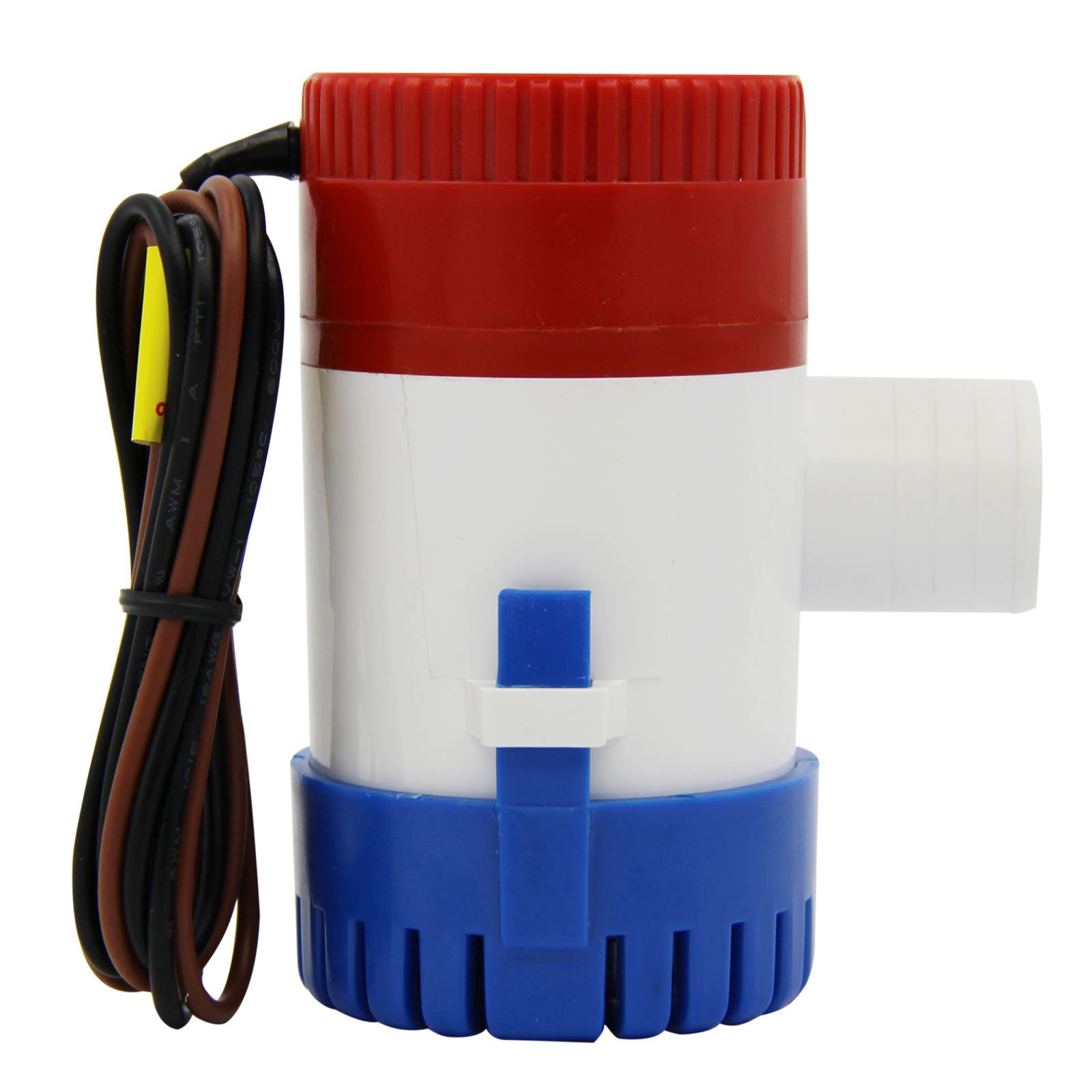 Best Rated In Boat Bilge Pumps Helpful Customer Reviews Pump Switch On Rule Automatic Wiring Diagram Seaflo 1100 Gph 12v Marine Plumbing Electric 1000gph Product Image