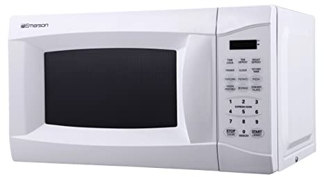 Amazon.com: Emerson MW7302B, 0.7 CU. FT. 700 vatios, control ...